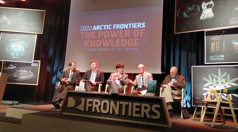 Book Launch, Arctic Frontiers, Norway – February 2020